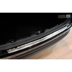 Ochranná nerezová lišta prahu piatych dverí Jeep Compass 2017 -