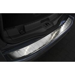 Ochranná nerezová lišta prahu piatych dverí Ford S-MAX II 2015 -