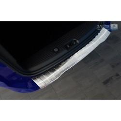 Ochranná nerezová lišta prahu piatych dverí Ford Tourneo/Transit Courier II 2014 -