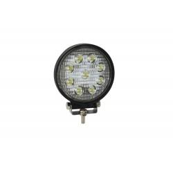 LED pracovné svetlo - okrúhle