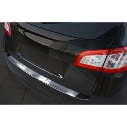 Ochranná nerezová lišta prahu piatych dverí Peugeot 508 SW 2011 -