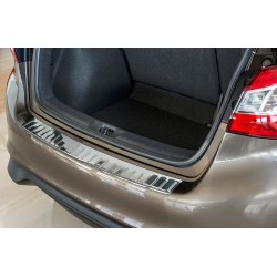 Ochranná nerezová lišta prahu piatych dverí Nissan Pulsar 2014 -