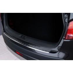 Ochranná nerezová lišta prahu piatych dverí Nissan Qashqai 2007 -