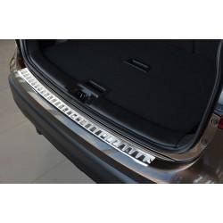 Ochranná nerezová lišta prahu piatych dverí Nissan Qashqai II 2013 - 2016