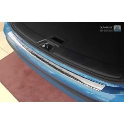 Ochranná nerezová lišta prahu piatych dverí Nissan Qashqai II 2017 -