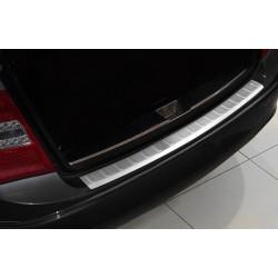 Ochranná nerezová lišta prahu piatych dverí Mercedes C-Class W204 T-Model 2007 - 2011