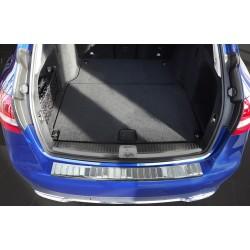Ochranná nerezová lišta prahu piatych dverí Mercedes C-Class W205 T-Model 2014 -