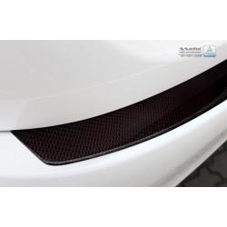 Kryt prahu piatych dverí (červeno-čierny carbon) Mercedes C-Class W205 Sedan 2014 -