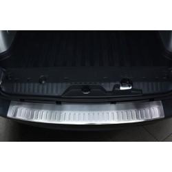 Ochranná nerezová lišta prahu piatych dverí Mercedes Citan 2012 -