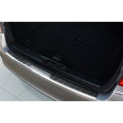 Ochranná nerezová lišta prahu piatych dverí Mercedes E-Class W211 T-Model 2002 - 2009