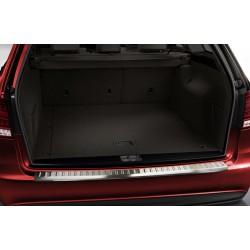 Ochranná nerezová lišta prahu piatych dverí Mercedes E-Class W212 T-Model 2013 -