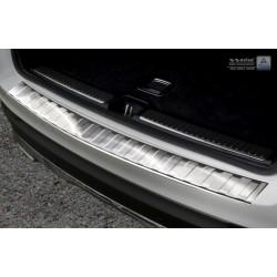 Ochranná nerezová lišta prahu piatych dverí Mercedes GLC 2015 -