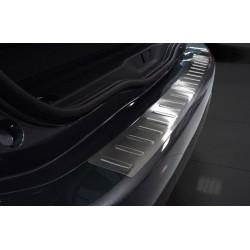 Ochranná nerezová lišta prahu piatych dverí Citroën C4 Grand Picasso 2013 -