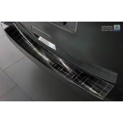 Ochranná nerezová lišta prahu piatych dverí (čierna) Citroën Spacetourer 2016 -