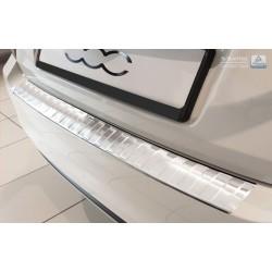 Ochranná nerezová lišta prahu piatych dverí Fiat 500 2015 -