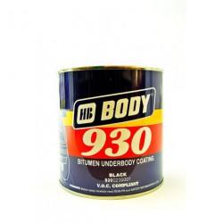 HB Body 930 2.5kg
