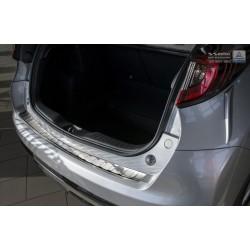 Ochranná nerezová lišta prahu piatych dverí Honda Civic IX 2015 -