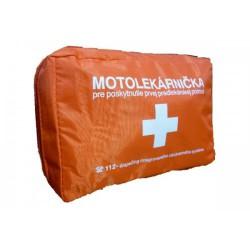 Motolekárnička - textilný obal