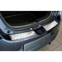 Ochranná nerezová lišta prahu piatych dverí Mazda 2  2014 -