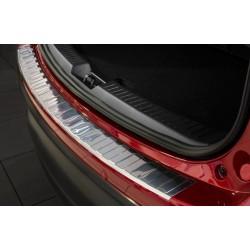 Ochranná nerezová lišta prahu piatych dverí Mazda CX-5 2012 - 2017
