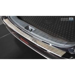 Ochranná nerezová lišta prahu piatych dverí Mitsubishi 2010 -