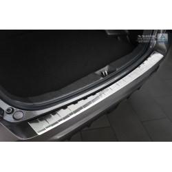 Ochranná nerezová lišta prahu piatych dverí Mitsubishi ASX 2017 -
