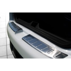 Ochranná nerezová lišta prahu piatych dverí Renault Clio IV 5dv. 2012 -