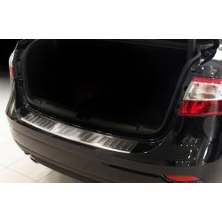 Ochranná nerezová lišta prahu piatych dverí Renault Fluence 2013 -
