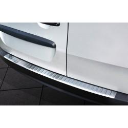 Ochranná nerezová lišta prahu piatych dverí Renault Kangoo Express 2008 -