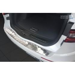 Ochranná nerezová lišta prahu piatych dverí Renault Koleos II 2016 -