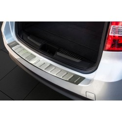 Ochranná nerezová lišta prahu piatych dverí Renault Laguna III 2008 -