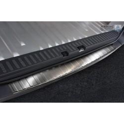 Ochranná nerezová lišta prahu piatych dverí Renault Master 2014 -