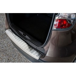 Ochranná nerezová lišta prahu piatych dverí Renault Scenic III 2009 - 2016