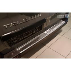 Ochranná nerezová lišta prahu piatych dverí Renault Trafic III 2014 -