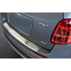 Ochranná nerezová lišta prahu piatych dverí Suzuki SX4 2006 -