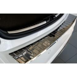 Ochranná nerezová lišta prahu piatych dverí Toyota Auris II 2015 -