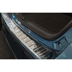 Ochranná nerezová lišta prahu piatych dverí Toyota Auris II Touring Sports 2015 -