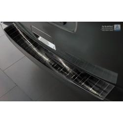 Ochranná nerezová lišta prahu piatych dverí (čierna) Toyota Proace Verso 2016 -