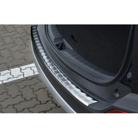 Ochranná nerezová lišta prahu piatych dverí Toyota RAV 4 IV 2013 - 2015