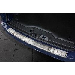 Ochranná nerezová lišta prahu piatych dverí Dacia Dokker 2012 -