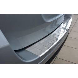 Ochranná nerezová lišta prahu piatych dverí Dacia Logan MCV 2013 -