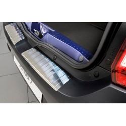 Ochranná nerezová lišta prahu piatych dverí Dacia Sandero II 2012 -