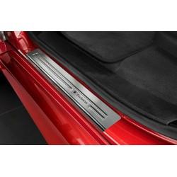 Nerezové kryty prahov BMW X6 F16 2014 -