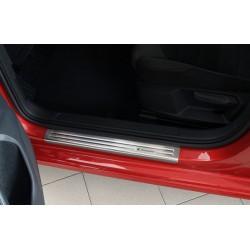 Nerezové kryty prahov Volkswagen Golf VII 2012 -