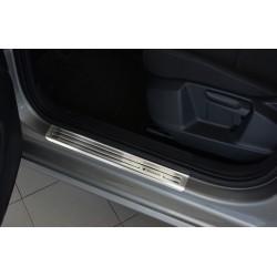 Nerezové kryty prahov Volkswagen Golf VII Sportsvan 2014 -
