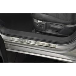 Nerezové kryty prahov Volkswagen Passat B8 2014 -