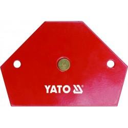 Uholník magnetický na zváranie 64x95x14mm