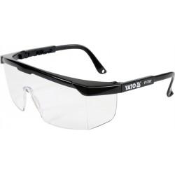 Okuliare ochranné číre typ 9844