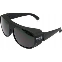 Okuliare ochranné tmavé typ B510