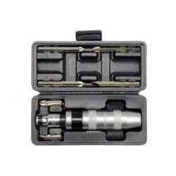 YATO Skrutkovač úderový kovový s príslušenstvom 7 ks box